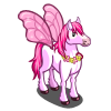 Fairy Pink Horse-icon