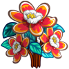 Pink Charm Flower-icon
