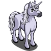 White Unicorn-icon