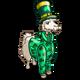 Shamrock Suit Llama-icon