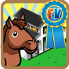 Horse power blue