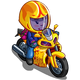 Racette Gnome-icon