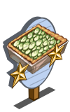 Pattypan Tart 2 Star Mastery Sign-icon