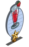 Strawberry & Cranberry Juice 1 Star Mastery Sign-icon
