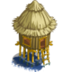 Decorated Hut-icon