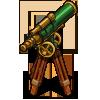 Old Telescope-icon