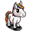 Rainbow Mini Foal-icon