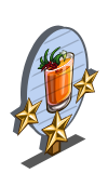 Kangaroo Paw Cocktail 3 Star Mastery Sign-icon