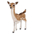 Icon deersmall adult fallow 128-2.png