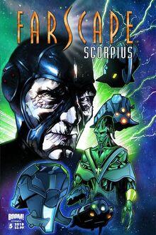 Scorpius 5 cover
