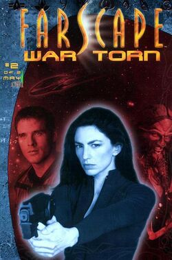Farscape War Torn 02