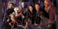 Moya's crew
