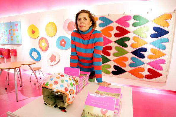 Agatha Ruiz de la Prada   Fashion Wiki   Fandom powered by Wikia