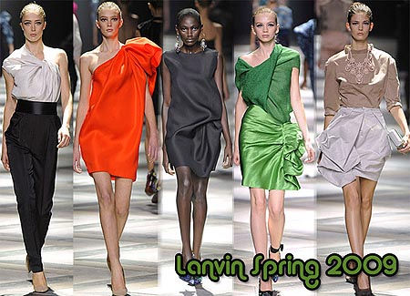 Image - Designer-clothes-lanvin-spring-summer-2009.jpeg | Fashion ...