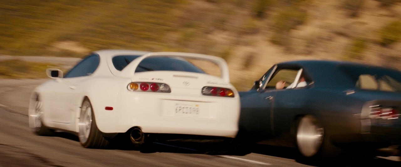 1995 Toyota Supra Mk Iv The Fast And The Furious Wiki