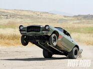 Camaro RS-Z28 F-Bomb Wheelie