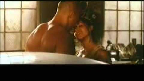The Fast and the Furious Deleted Scene Dom & Letty Full Garage scene Kiss YouTube xvid