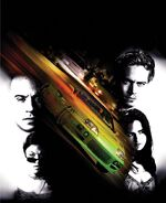 The Fast and the Furious textless Poster