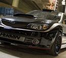 2009 Subaru Impreza WRX STi GH