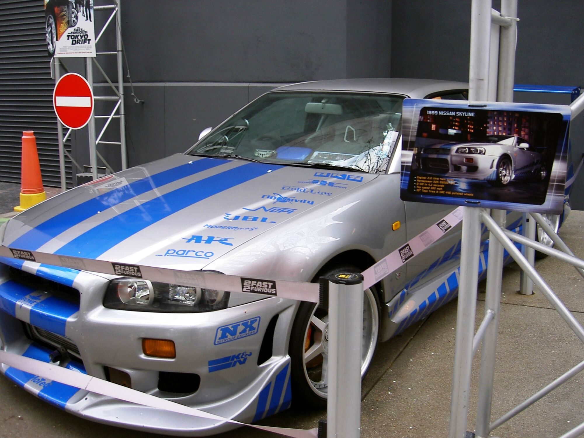Image 2 fast 2 furious brian oconners skyline r34 gt rjpg the fast and the furious wiki fandom powered by wikia