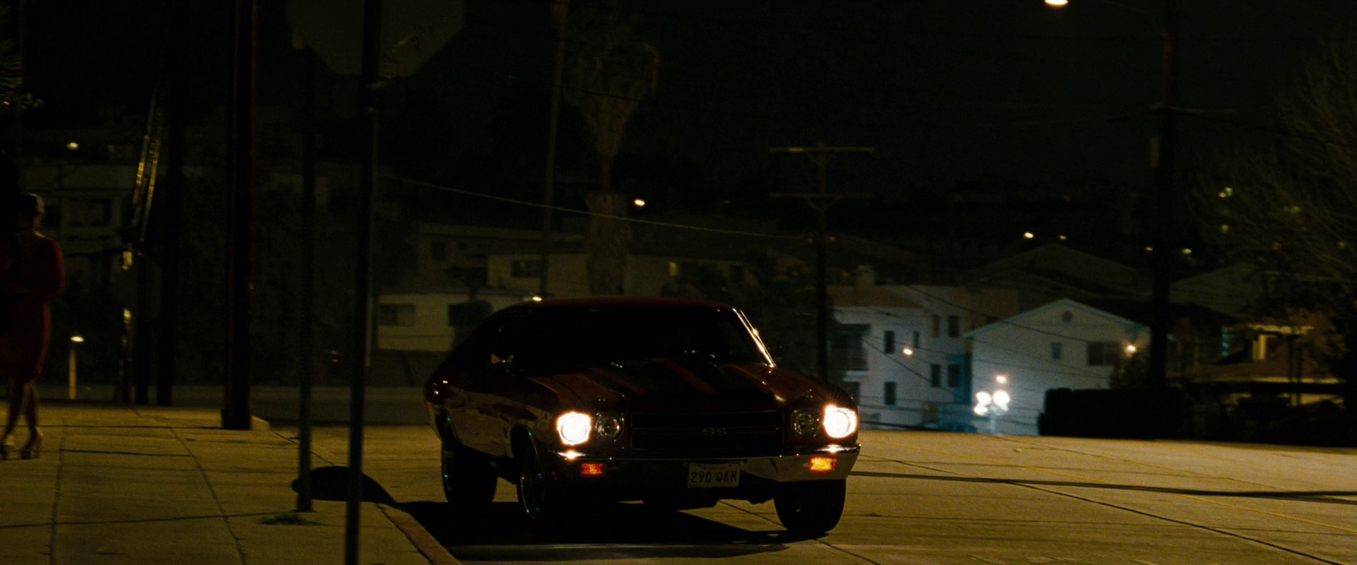 Image - Dom's Chevelle SS - Fast 4.png | The Fast and the ...