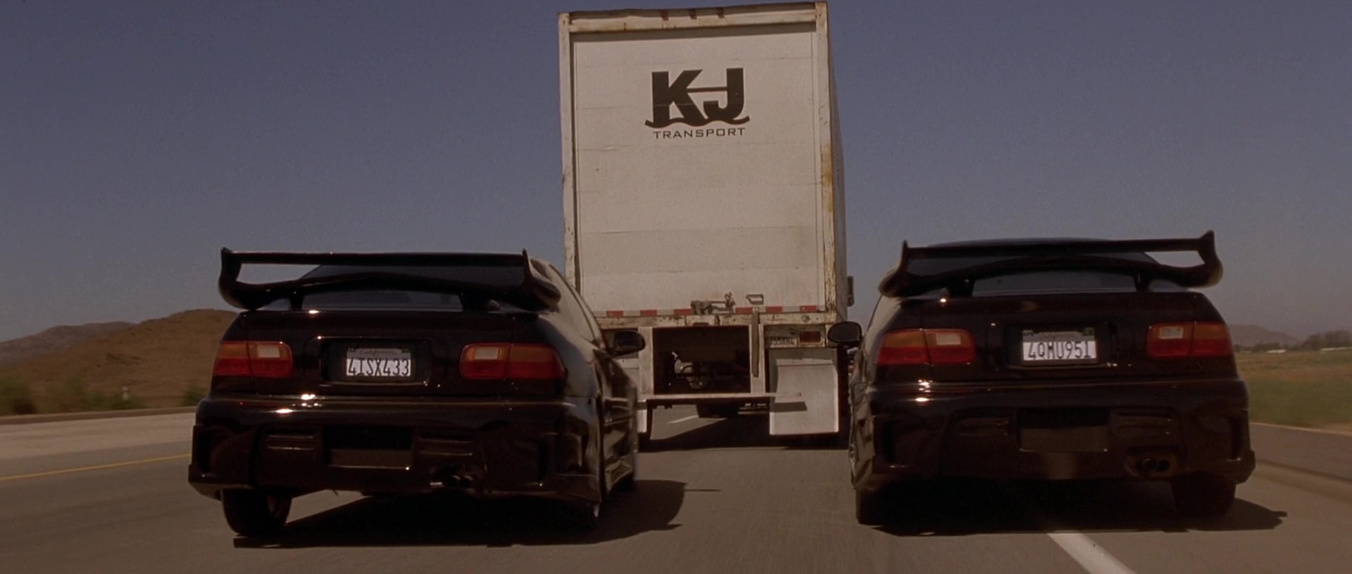 image honda civics final truck the fast and the furious wiki fandom powered by. Black Bedroom Furniture Sets. Home Design Ideas