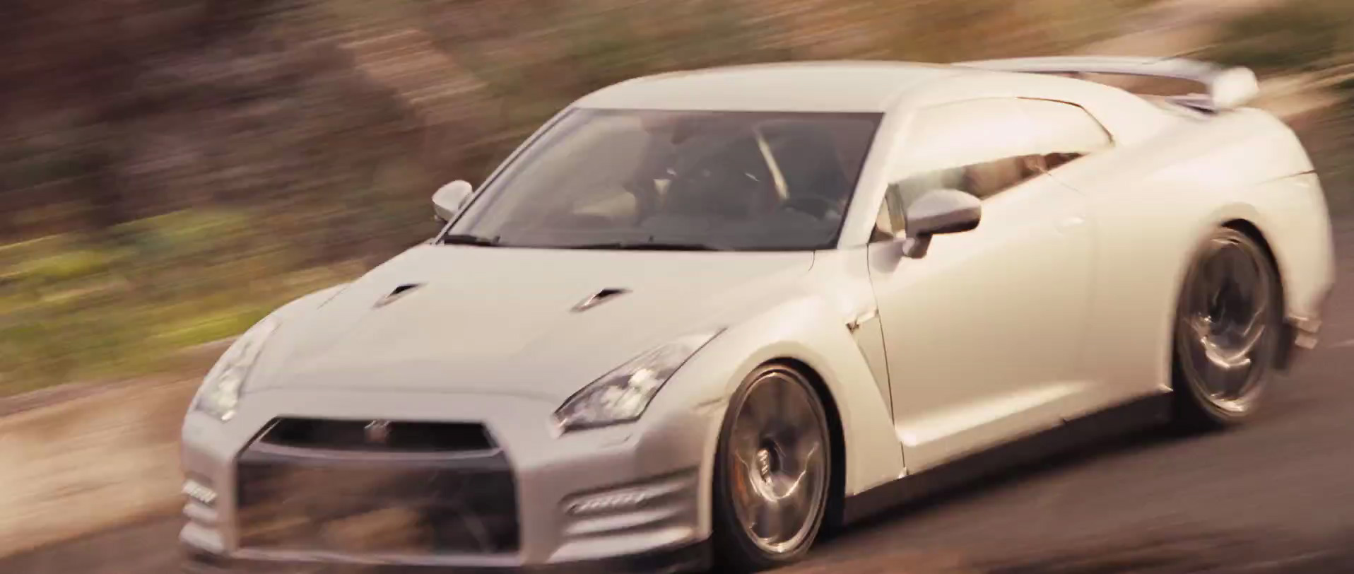 2011 nissan gt r r35 the fast and the furious wiki. Black Bedroom Furniture Sets. Home Design Ideas