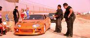 Brian's Toyota Supra - Race Wars