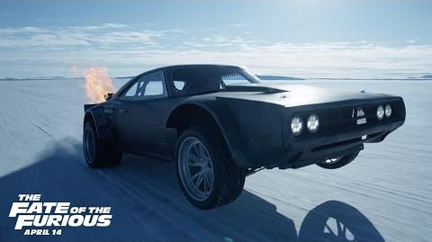 The Fate of the Furious - Big Game Spot - In Theaters April 14 (HD)