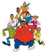 The Fat Albert Gang