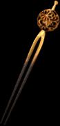Kirie's hairpin