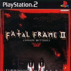 Fatal Frame II: Crimson Butterfly US box art