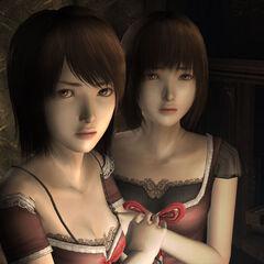 Mio and Mayu Amakura