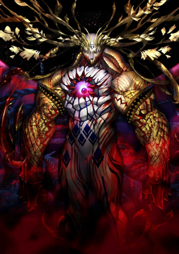 King of Demon Gods