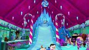 Icemas Frosty Mart interior