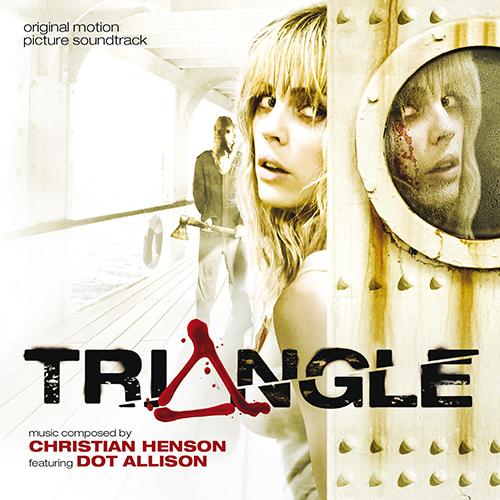 triangle original motion picture soundtrack fear comes. Black Bedroom Furniture Sets. Home Design Ideas