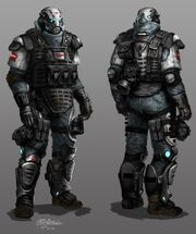 Military armacham heavy riot soldier-620x
