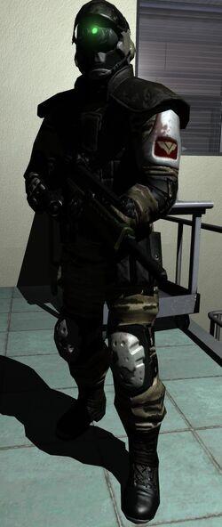 Replica Desert Soldier (04)