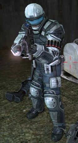 ATC Heavy Soldier