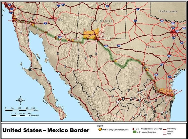 The Border  Fear the Walking Dead Wiki  FANDOM powered by Wikia