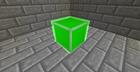 Green Lamp Lit