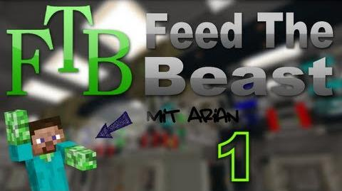 Let's Play Feed The Beast - Der Start - 001 HD