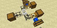 Iron Transport Pipe
