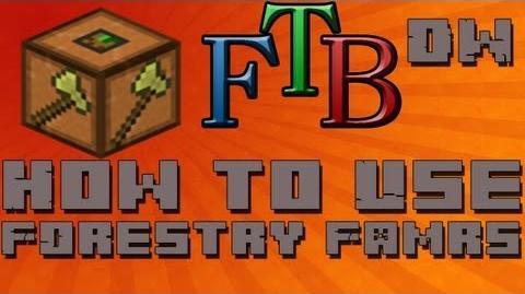 How To Use All Forestry Farms Feed The Beast Tutorial - Ep