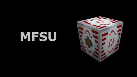 MFSU - Minecraft In Minutes