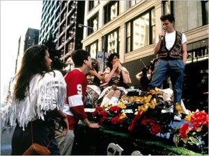 Ferris Bueller Float