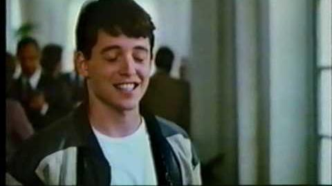 Ferris Bueller's Day Off (1986) Trailer