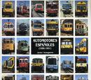 Automotores españoles (1906-1991) (libro, 1992)