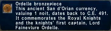 OrdelleBronzepiece