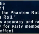 Hunter's Roll